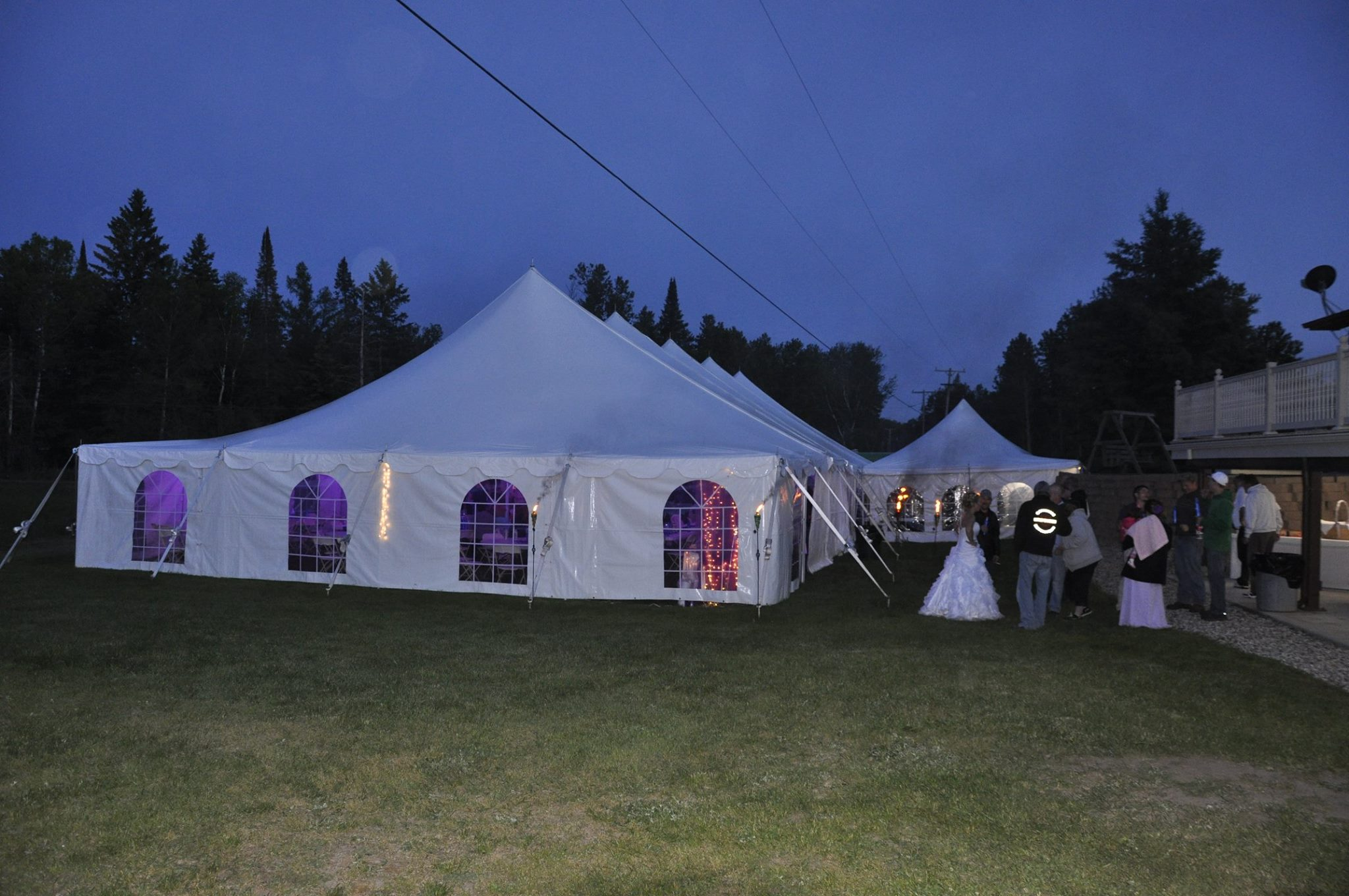 Buck's Big Tops Event Tent